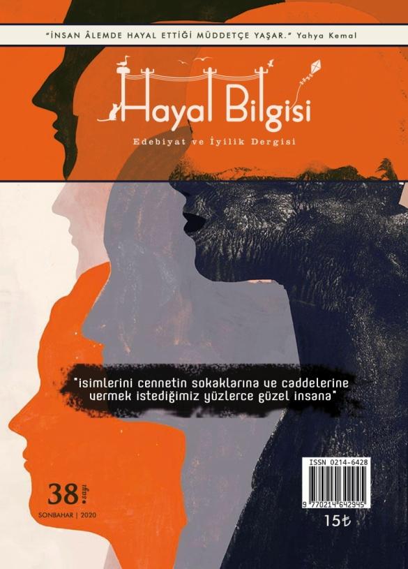 Hayal Bilgisi Dergisi Sayı: 38
